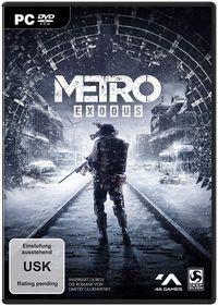 Hier klicken, um das Cover von Metro Exodus (PC) zu vergrößern