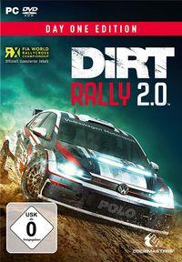 Hier klicken, um das Cover von DiRT Rally 2.0 (PC) zu vergrößern