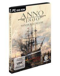 Hier klicken, um das Cover von Anno 1800 (PC) zu vergrößern