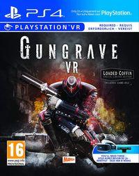 Hier klicken, um das Cover von Gungrave VR - Loaded Coffin Edition (PS4) zu vergrößern