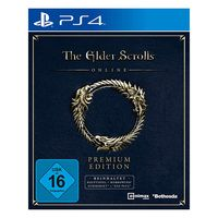 Hier klicken, um das Cover von The Elder Scrolls Online: Premium Edition (PS4) zu vergrößern
