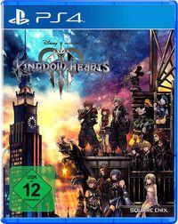 Hier klicken, um das Cover von Kingdom Hearts III (PS4) zu vergrößern