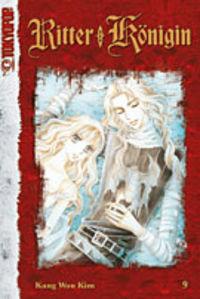 Hier klicken, um das Cover von Ritter der Koe~nigin 9 zu vergrößern