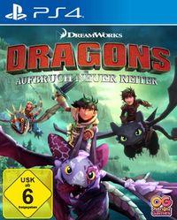 Hier klicken, um das Cover von Dragons - Aufbruch neuer Reiter (PS4) zu vergrößern