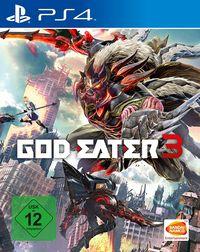 Hier klicken, um das Cover von God Eater 3 (PS4) zu vergrößern