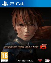 Hier klicken, um das Cover von Dead or Alive 6 (PS4) zu vergrößern