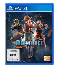 Hier klicken, um das Cover von Jump Force (PS4) zu vergrößern
