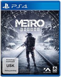 Hier klicken, um das Cover von Metro Exodus (PS4) zu vergrößern