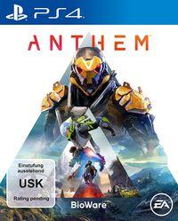 Hier klicken, um das Cover von Anthem (PS4) zu vergrößern