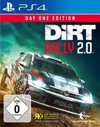 Hier klicken, um das Cover von DiRT Rally 2.0 (PS4) zu vergrößern