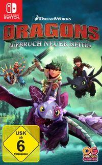 Hier klicken, um das Cover von Dragons - Aufbruch neuer Reiter (Switch) zu vergrößern