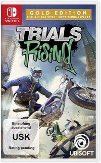 Hier klicken, um das Cover von Trials Rising (Switch) zu vergrößern