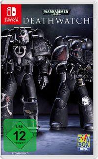Hier klicken, um das Cover von Warhammer 40,000: Deathwatch (Switch) zu vergrößern