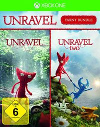 Hier klicken, um das Cover von Unravel - Yarny Bundle (Xbox One) zu vergrößern