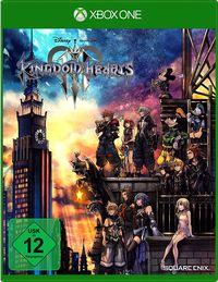 Hier klicken, um das Cover von Kingdom Hearts III (Xbox One) zu vergrößern