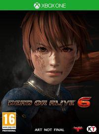 Hier klicken, um das Cover von Dead or Alive 6 (Xbox One) zu vergrößern