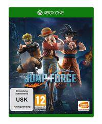 Hier klicken, um das Cover von Jump Force (Xbox One) zu vergrößern