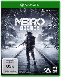 Hier klicken, um das Cover von Metro Exodus (Xbox One) zu vergrößern