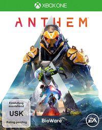 Hier klicken, um das Cover von Anthem (Xbox One) zu vergrößern