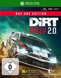 Hier klicken, um das Cover von DiRT Rally 2.0 (Xbox One) zu vergrößern