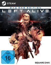 Hier klicken, um das Cover von LEFT ALIVE Day One Edition (PC) zu vergrößern