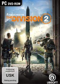 Hier klicken, um das Cover von The Division 2 (PC) zu vergrößern