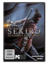 Hier klicken, um das Cover von SEKIRO - Shadows Die Twice (PC) zu vergrößern