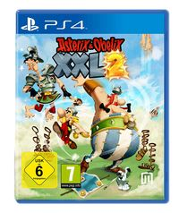 Hier klicken, um das Cover von Asterix & Obelix XXL2: Standard-Edition (PS4) zu vergrößern