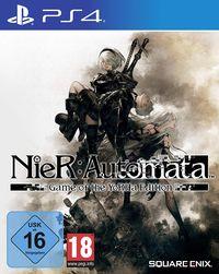 Hier klicken, um das Cover von NieR: Automata Game of the YoRHa Edition (PS4) zu vergrößern
