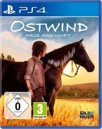 Hier klicken, um das Cover von Ostwind - Aris Ankunft (PS4) zu vergrößern