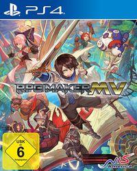 Hier klicken, um das Cover von RPG Maker MV (PS4) zu vergrößern