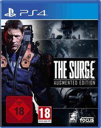 Hier klicken, um das Cover von The Surge: Augmented Edition (Ps4) zu vergrößern