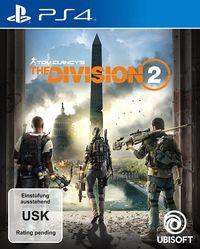 Hier klicken, um das Cover von The Division 2 (PS4) zu vergrößern