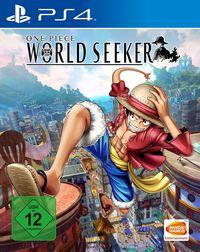 Hier klicken, um das Cover von One Piece World Seeker (PS4) zu vergrößern
