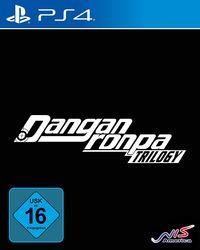 Hier klicken, um das Cover von Danganronpa Trilogy (PS4) zu vergrößern
