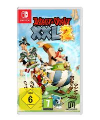 Hier klicken, um das Cover von Asterix & Obelix XXL2: Standard-Edition (Switch) zu vergrößern