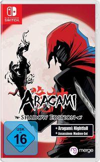 Hier klicken, um das Cover von Aragami: Shadow Edition (PS4) zu vergrößern