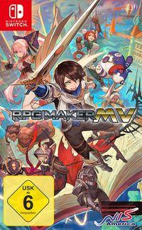 Hier klicken, um das Cover von RPG Maker MV (Switch) zu vergrößern