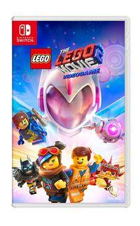 Hier klicken, um das Cover von The LEGO Movie 2 Videogame (Switch) zu vergrößern