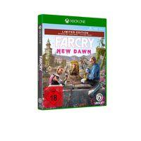 Hier klicken, um das Cover von Far Cry New Dawn (Xbox One) zu vergrößern