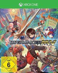 Hier klicken, um das Cover von RPG Maker MV (Xbox One) zu vergrößern