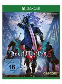 Hier klicken, um das Cover von Devil May Cry 5 (Xbox One) zu vergrößern