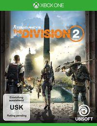 Hier klicken, um das Cover von The Division 2 (Xbox One) zu vergrößern