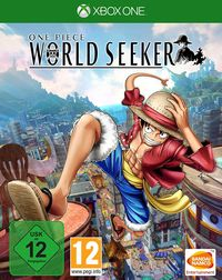 Hier klicken, um das Cover von One Piece World Seeker (Xbox One) zu vergrößern