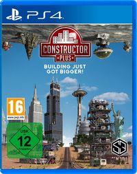 Hier klicken, um das Cover von Constructor Plus (PC) zu vergrößern