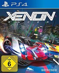 Hier klicken, um das Cover von Xenon Racer (PS4) zu vergrößern