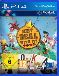 Hier klicken, um das Cover von Just Deal With It! (PlayLink) (PS4) zu vergrößern