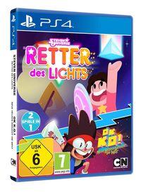 Hier klicken, um das Cover von Steven Universe - Retter des Lichts (PS4) zu vergrößern
