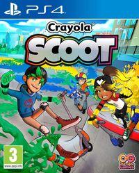 Hier klicken, um das Cover von Crayola Scoot (PS4) zu vergrößern