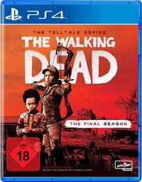Hier klicken, um das Cover von Telltale´s The Walking Dead: The Final Season (PS4) zu vergrößern